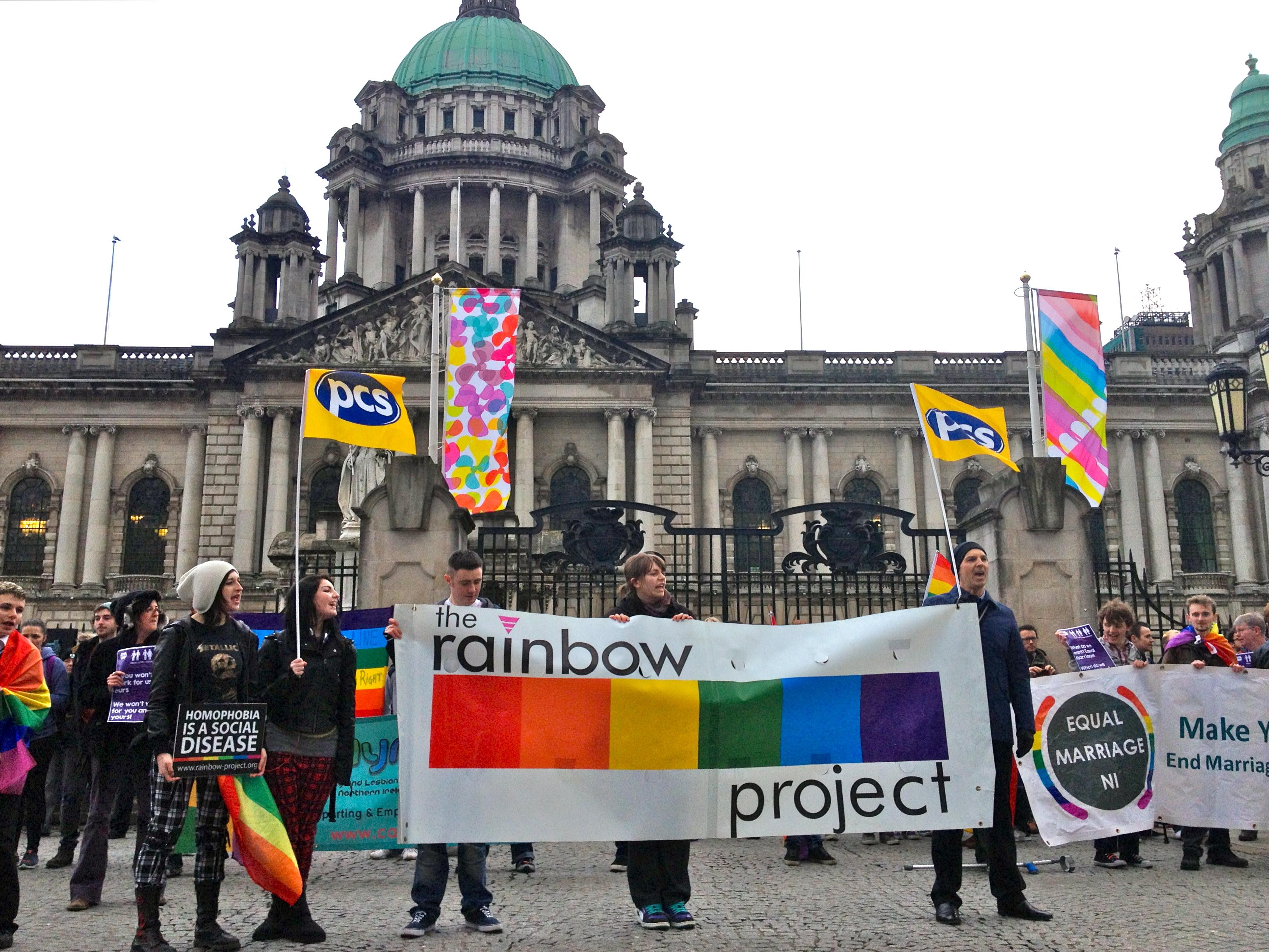 Resultado de imagem para north ireland gay