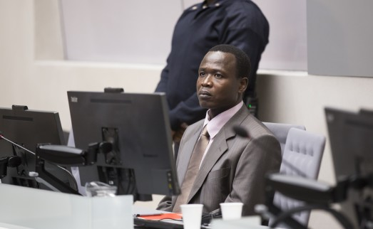 On 21 January 2016, the confirmation of charges hearing in the case of The Prosecutor v. Dominic Ongwen opened before Pre-Trial Chamber II of the International Criminal Court (ICC) at 09:30 (The Hague local time). Pictured here: Dominic Ongwen at his confirmation of charges hearing in ICC courtroom I on 21 January 2016 © ICC-CPI